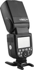 GODOX VING V860II Nikon - Systemblitzgerät (Schwarz)