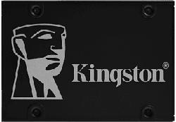 KINGSTON KC600 - Disco rigido (SSD, 1 TB, Nero)