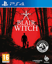 PS4 - Blair Witch /F