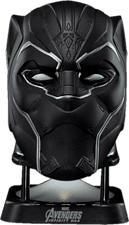 CAMINO Avengers 3 Black Panther - Bluetooth Lautsprecher (Schwarz/Silber)