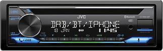 JVC KD-DB912BT - Autoradio (Schwarz)