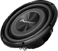 PIONEER TS-A2500LS4 - Subwoofer auto (Nero)
