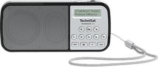 TECHNISAT TECHNIRADIO RDR - Digitalradio (DAB, DAB+, FM, Silber)