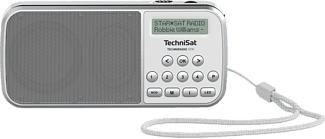 TECHNISAT TECHNIRADIO RDR - Radio numérique (DAB, DAB+, FM, Blanc)