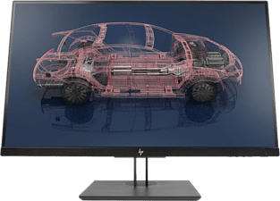 "HP Z27n G2 - Monitore (27 "", QHD, 60 Hz, Nero)"