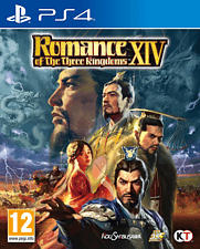 PS4 - Romance of The Three Kingdoms XIV /F
