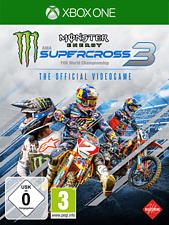 Xbox One - Monster Energy Supercross 3: The Official Videogame /Multilinguale