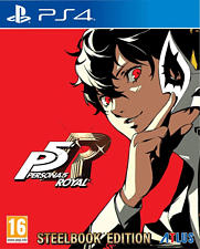 PS4 - Persona 5 Royal : Launch Edition /F