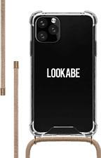 LOOKABE LOO029 - Coque avec un cordon (Convient pour le modèle: Apple iPhone 11 Pro)