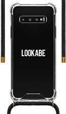 LOOKABE LOO038 - Schutzhülle mit Umhängekordel (Passend für Modell: Samsung Galaxy S10)