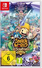 Switch - Snack World: Die Schatzjagd - Gold /D