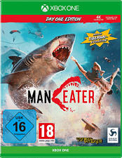 Xbox One - Maneater: Day One Edition /D