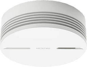 NETATMO Smart Smoke Alarm - Rivelatore di fumo 2 pz