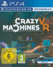 PS4 - Crazy Machines VR /D