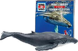 """TONIES """"Was ist was - Wale & Delfine / Geheimnis Tiefsee"""" - Hörfigur /D (Mehrfarbig)"""