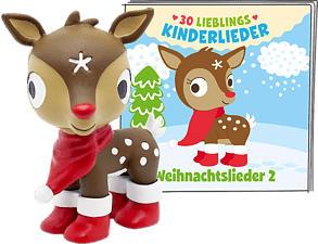 """TONIES """"30 Lieblings-Kinderlieder - Weihnachtslieder 2"""" - Hörfigur /D (Mehrfarbig)"""