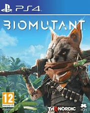 PS4 - Biomutant /I