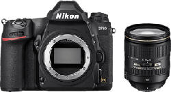 NIKON D780 Body + AF-S NIKKOR 24-120mm f/4G ED VR - Fotocamera reflex (Risoluzione efficace della foto: 24.5 MP) Nero