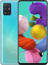 "SAMSUNG Galaxy A51 - Smartphone (6.5 "", 128 GB, Prism Crush Blue)"