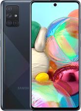 "SAMSUNG Galaxy A71 - Smartphone (6.7 "", 128 GB, Prism Crush Black)"