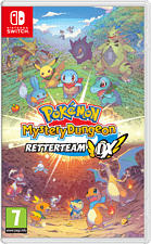 Switch - Pokémon Mystery Dungeon: Retterteam DX /D
