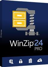 PC - WinZip 24 Pro /D