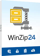 PC - WinZip 24 Standard /D