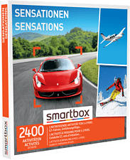 SMARTBOX Sensazioni - Cofanetto regalo