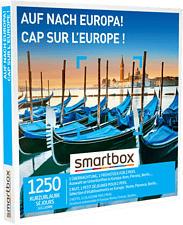 SMARTBOX Auf nach Europa! - Geschenkbox