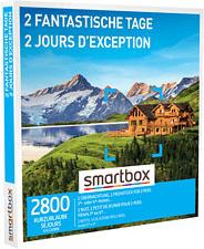 SMARTBOX 2 jours d'exception - Coffret cadeau
