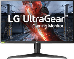 "LG 27GL850-B - Moniteur gaming (27 "", WQHD, 144 Hz, Noir)"