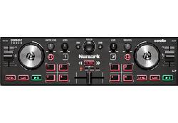 NUMARK DJ2GO2 Touch - DJ Controller (Schwarz)