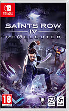 NSW SAINTS ROW IV RE-ELECTED /F