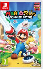 Switch - Mario + Rabbids: Kingdom Battle /D