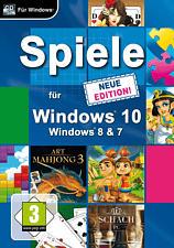 PC - Spiele für Windows 10: Neue Edition! /D