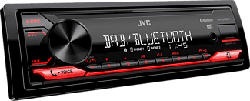 JVC KD-X272DBT - Autoradio (Nero)