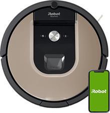 IROBOT Roomba 976 - Saugroboter (Schwarz/Gold)