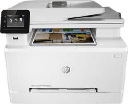 HP Color LaserJet Pro MFP M283fdn - Imprimante multifonction