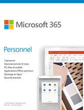 PC/Mac - Microsoft 365 Personnel /F