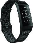 MediaMarkt FITBIT Charge 4 Special Edition - Fitness tracker GPS (Granito/Nero)