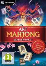 PC - Art Mahjong: Exklusiv Paket /D