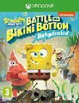 MediaMarkt Xbox One - SpongeBob SquarePants : Battle for Bikini Bottom - Rehydrated /F