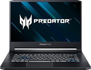 "ACER Predator Triton 500 PT515-52-72HH - Ordinateur portable gaming (15.6 "", 1 TB SSD + 1 TB SSD, Noir)"
