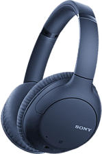 SONY WH-CH710N - Casque Bluetooth (Over-ear, Bleu)