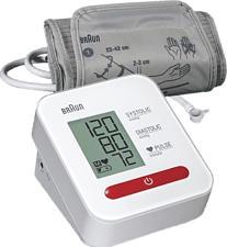 BRAUN ExactFit 1 - Tensiomètre (Blanc)