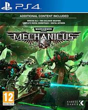 PS4 - Warhammer 40.000 : Mechanicus /F