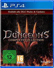 PS4 - Dungeons III: Complete Collection /D