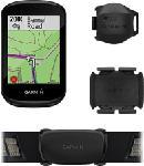MediaMarkt GARMIN Edge 830 Sensor Bundle - Computer GPS per bicicletta (Nero)