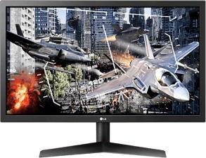 """LG 24GL600F-B - Gaming Monitor (24 """", Full-HD, 144 Hz, Schwarz)"""