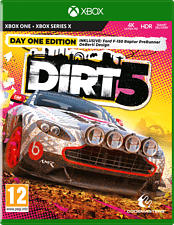 Xbox One - DIRT 5: Launch Edition /D